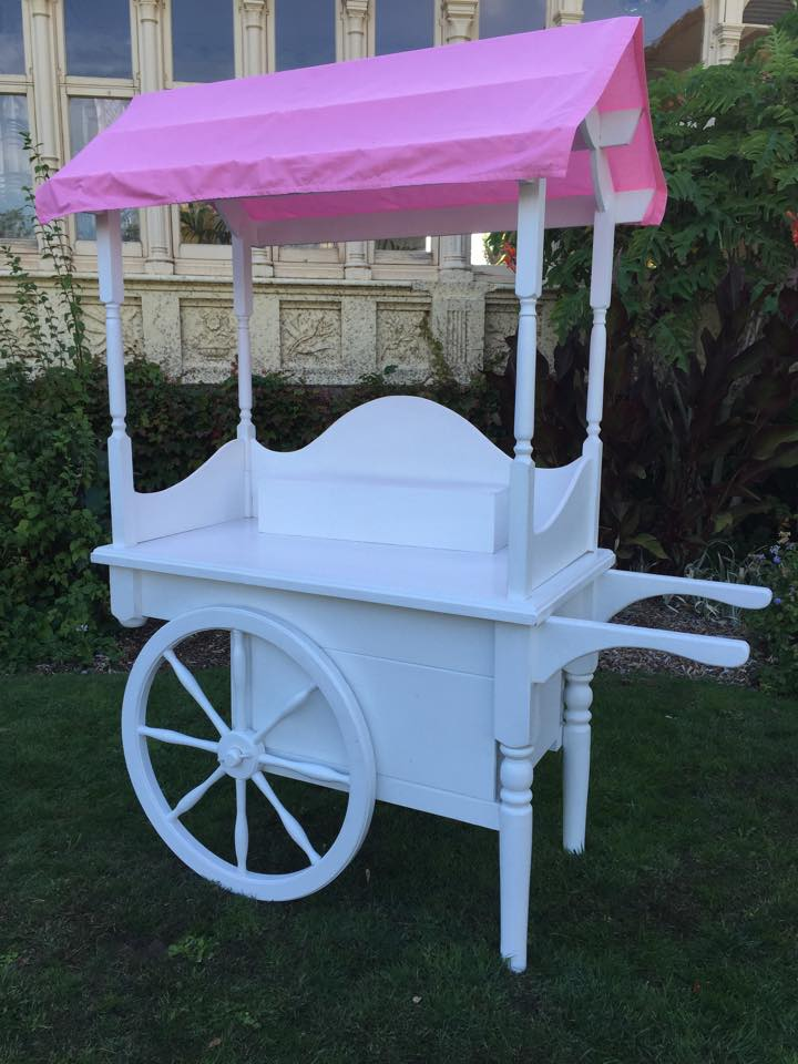Candy cart for hire - Sweet Creations by Sharms (Melb)