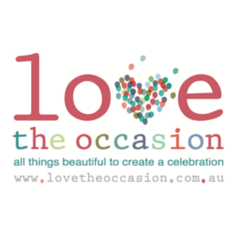 Love the Occasion logo