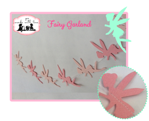 Revised Fairy Garland