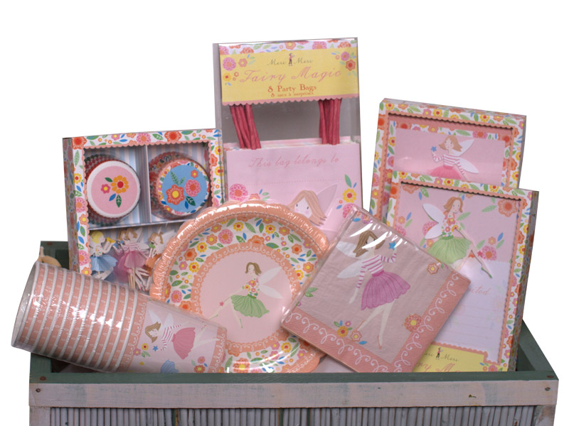 Fairy magic party kit - Love The Occasion