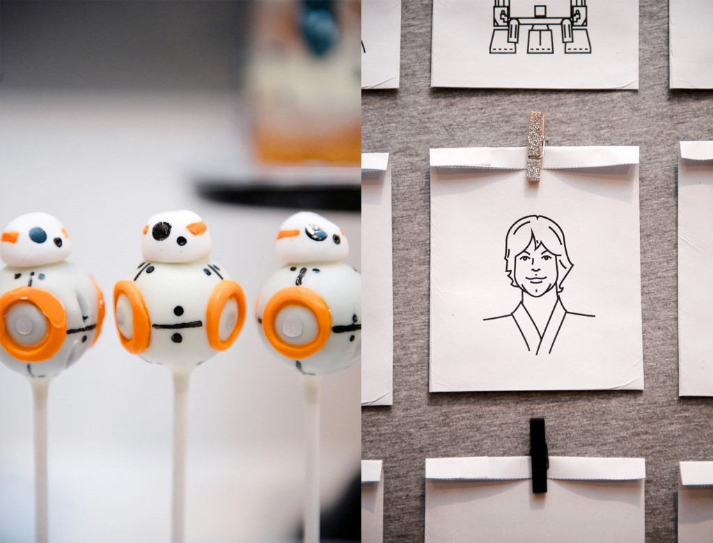 Star Wars Cake Pops - Sugar Pop Bakery