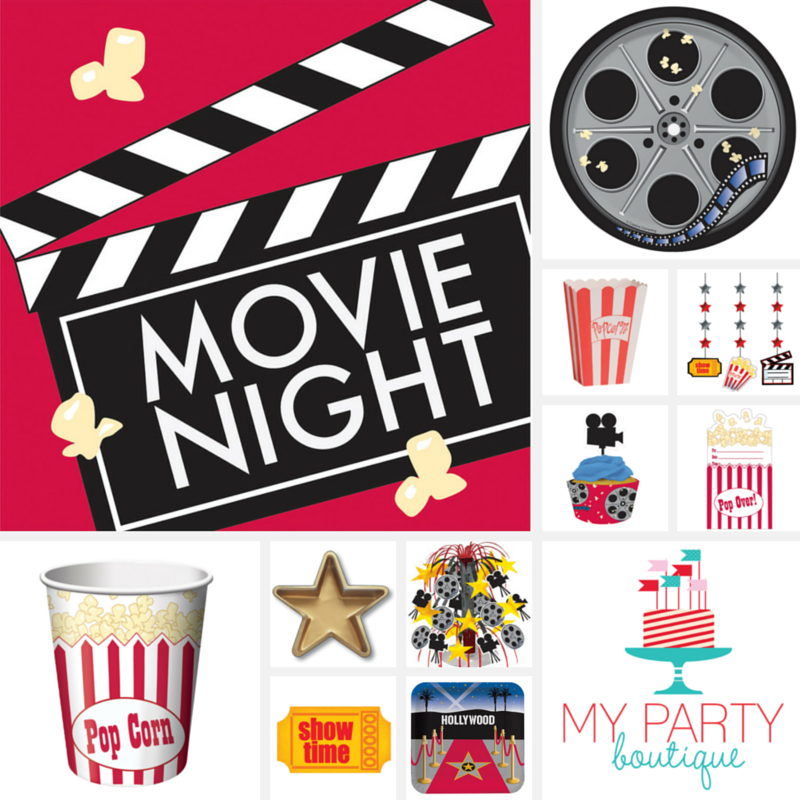 Movie Night Theme