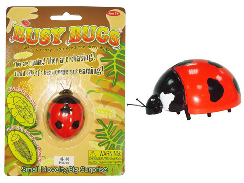 Ladybug toy party favour - Party & Co