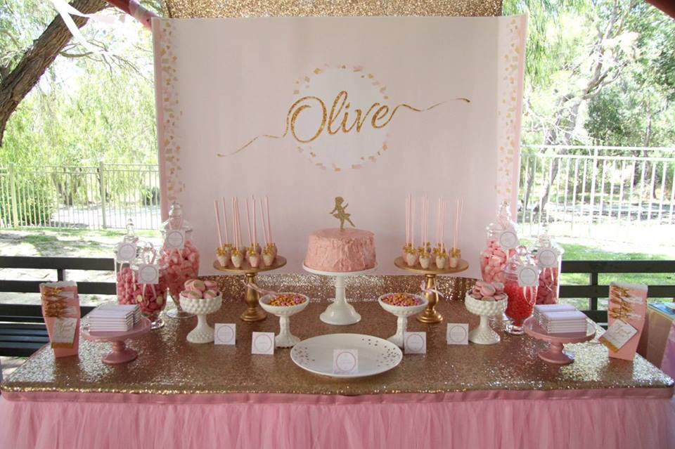 Girls 1st birthday themes Lifes Little Celebration