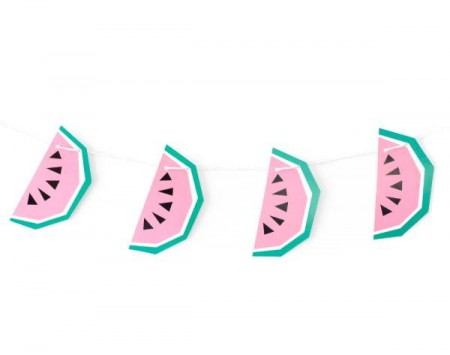 Watermelon garland - Love The Occasion