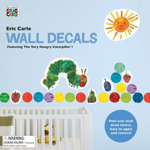 Hungry Caterpillar wall decals - Booktopia