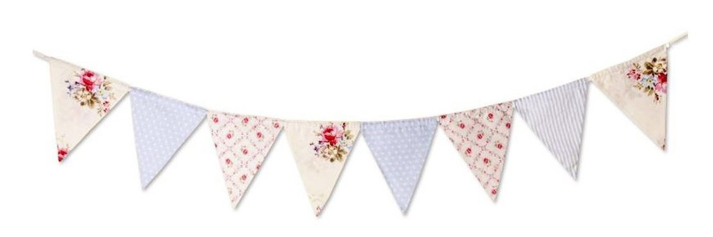 Floral bunting - Special Celebration Events