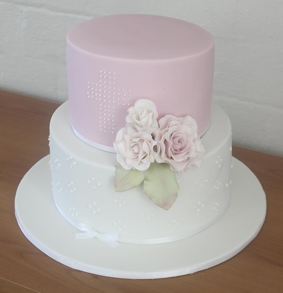 Floral cake - Deliciously Yours (Sydney)