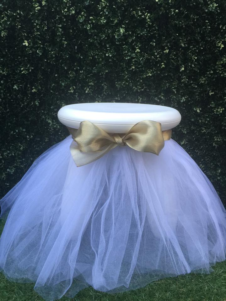 Kids stool hire - Enchanted Party Hire (Qld)
