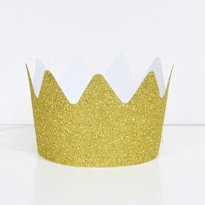 Gold crowns - Ruby Rabbit Partyware