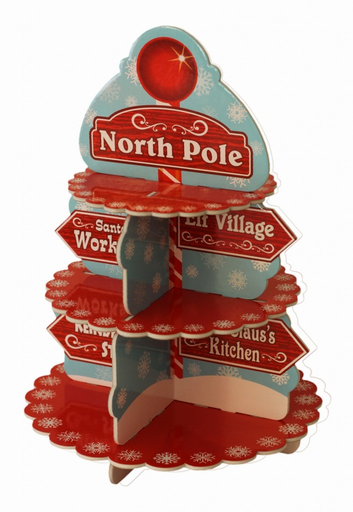North pole treat stand, $14.95  - Confectionately Yours