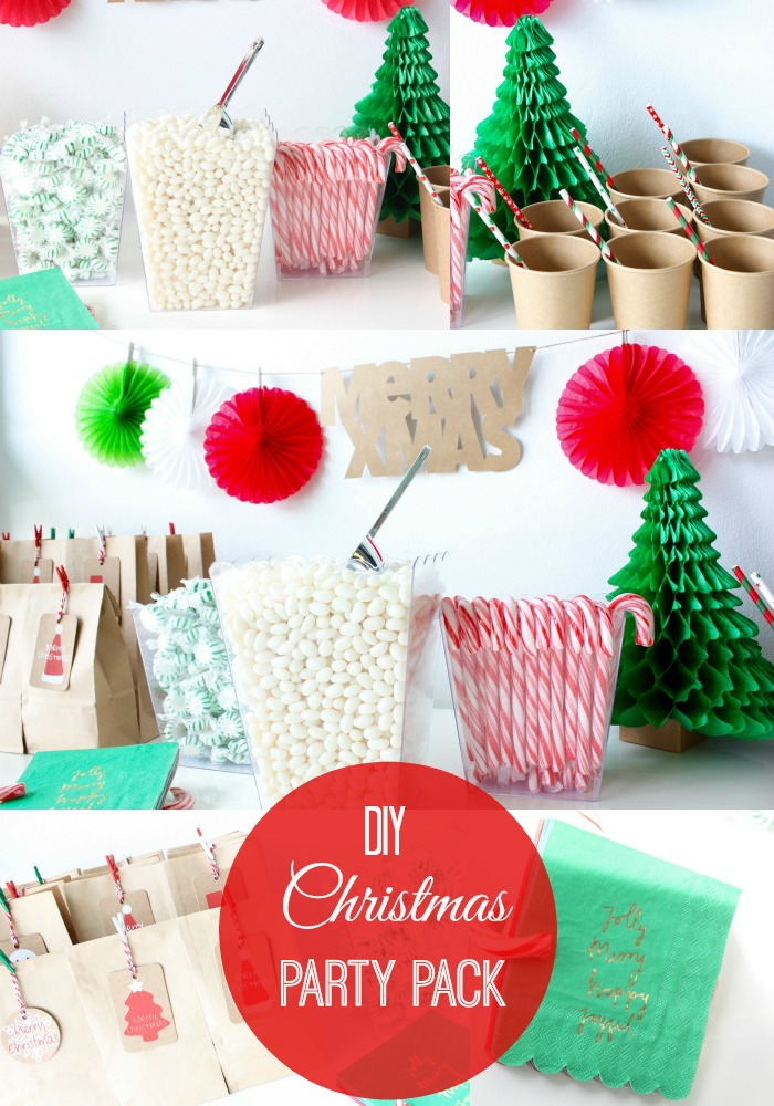 DIY Christmas lolly buffet party pack, $59.99 - Style, Party, Love