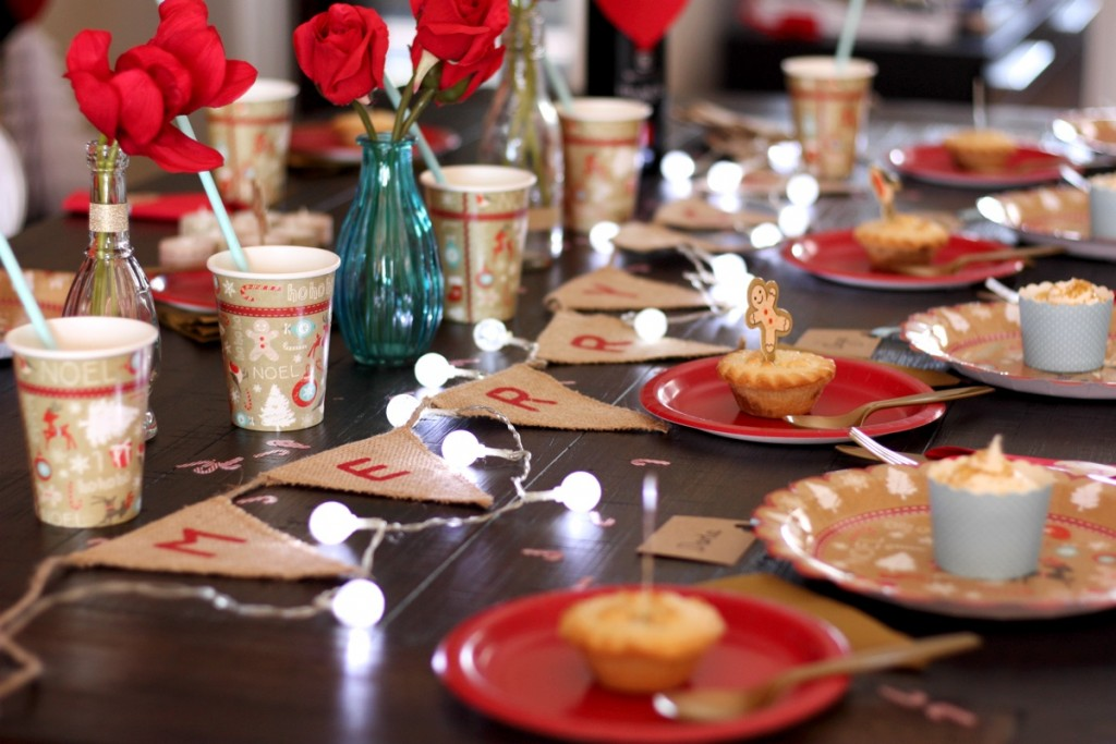 Vintage Christmas party kit, $50 - The Kit Source