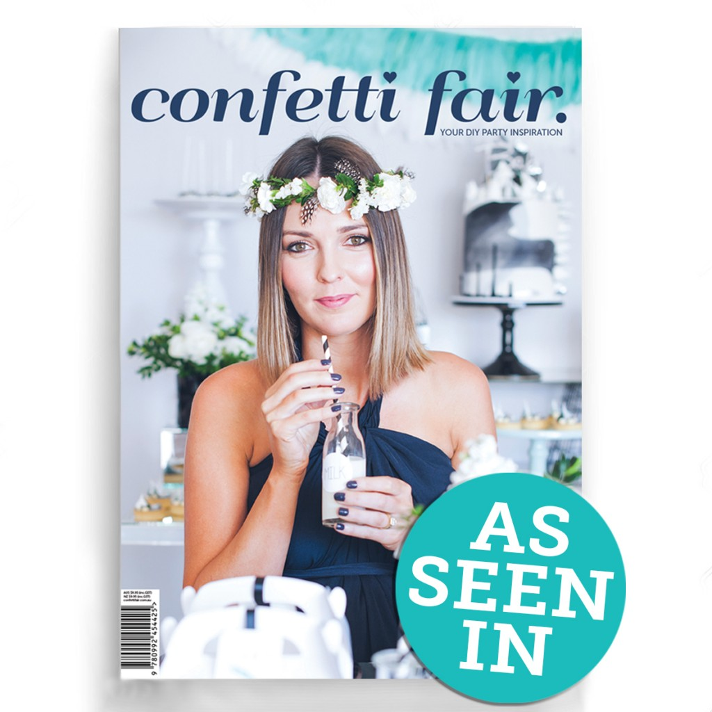 Confetti Fair Magazine Issue 5_As Seen In