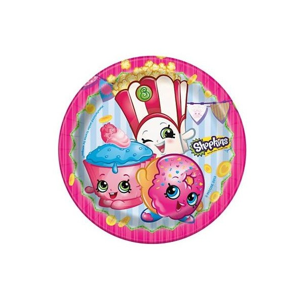 shopkins partyware