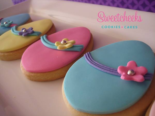 Easter Cookies - Sweetcheeks Cookies and Cake (Melbourne)