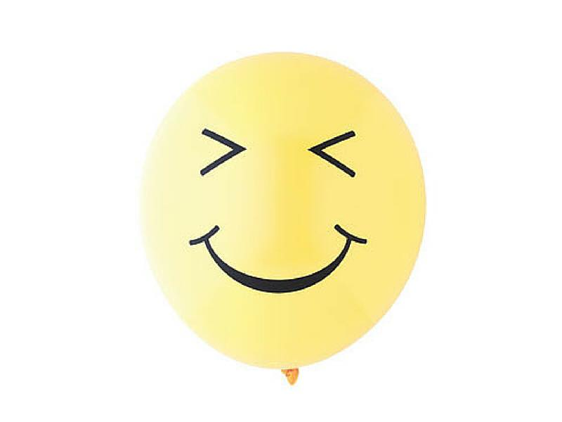 Emoji balloon - Love The Occasion