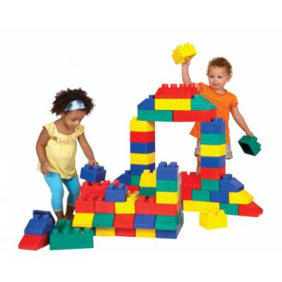 Lego party blocks for hire - Tiny Tots toy hire