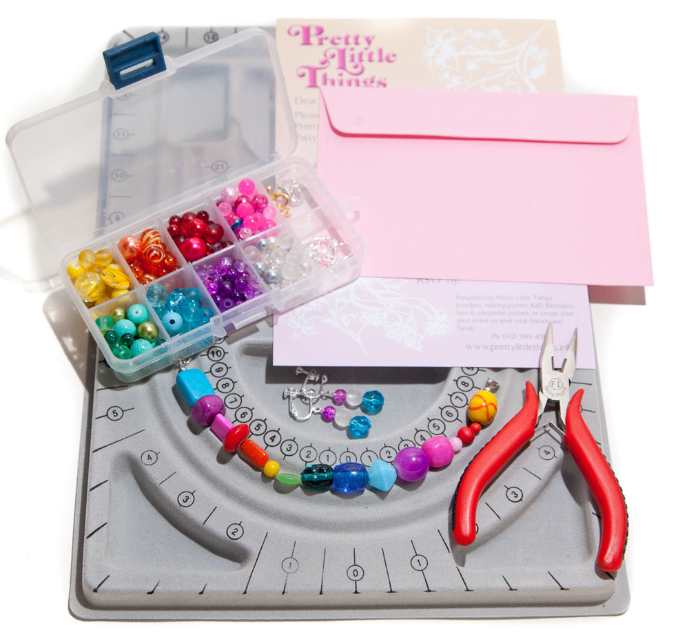 DIY Jewellery making kit - Pretty Little Things