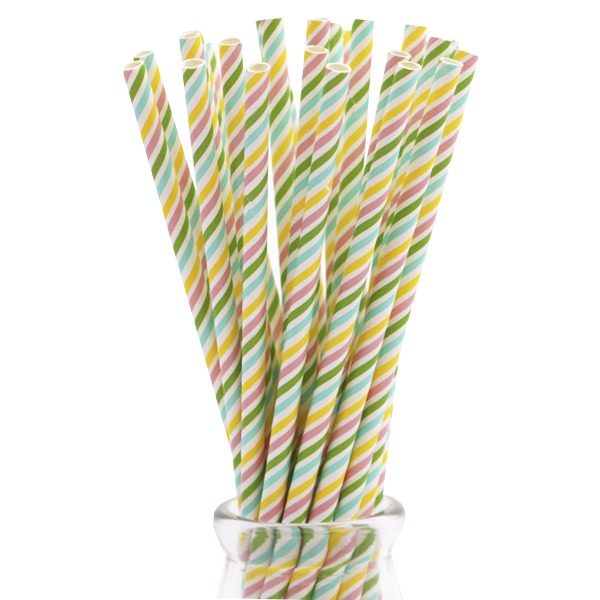 Rainbow straws - Hip and Hooray
