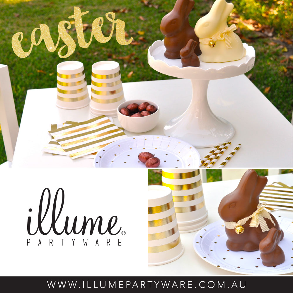 Easter Partyware - Illume Partyware