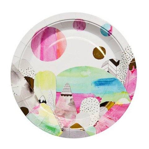 Laura Blythman plates - Love The Occasion