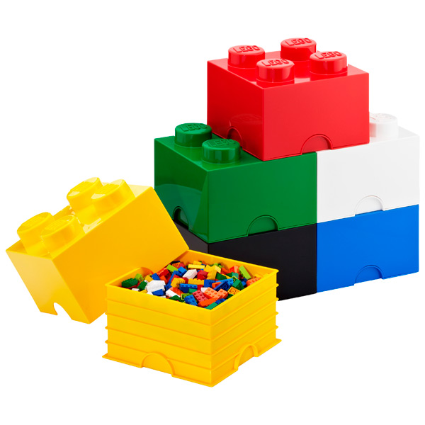Lego storage bricks - Mattys Play Time