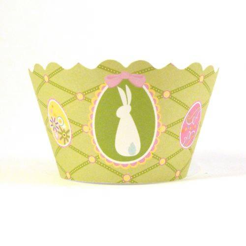 Easter Cupcake wrappers - Confectionately Yours
