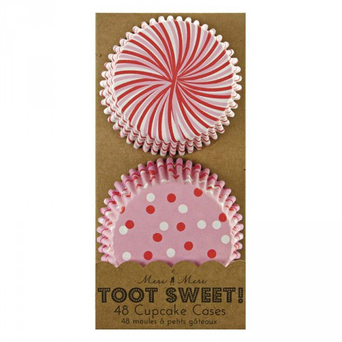 Toot Sweet Cupcake patties - Emiko Blue