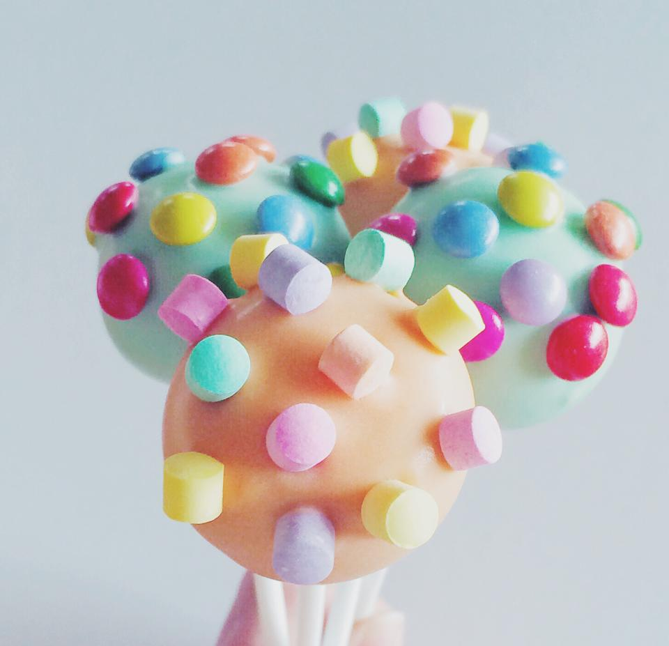 Cake pops - Stylish Little Parties (Melbourne)