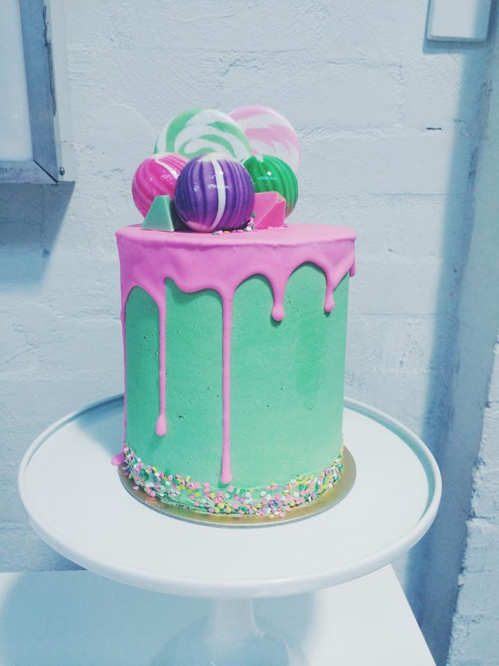 Cake by Stylish Little Parties - Melbourne