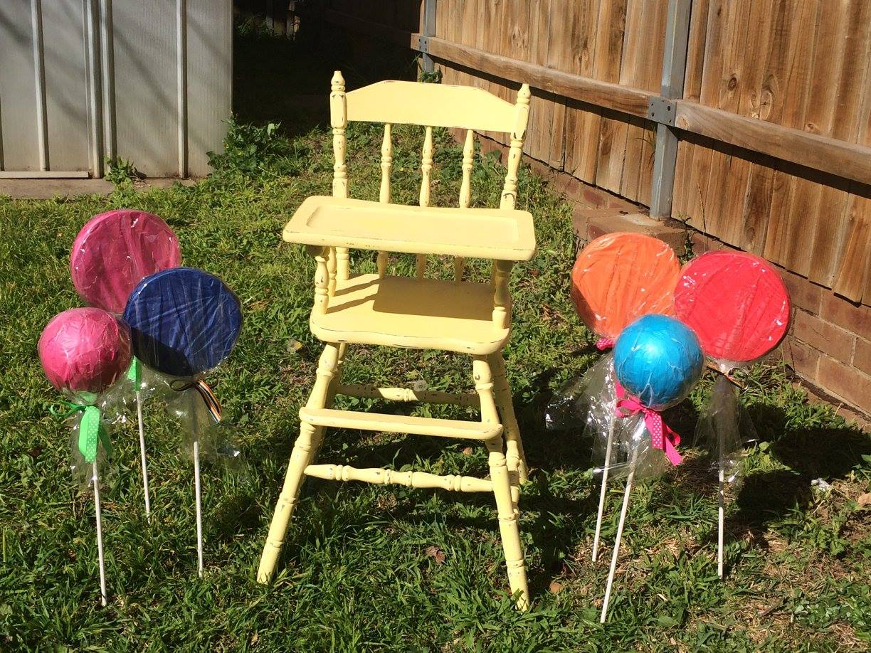 Lollipop props for hire - Tiny Tots Toy Hire (Sydney)