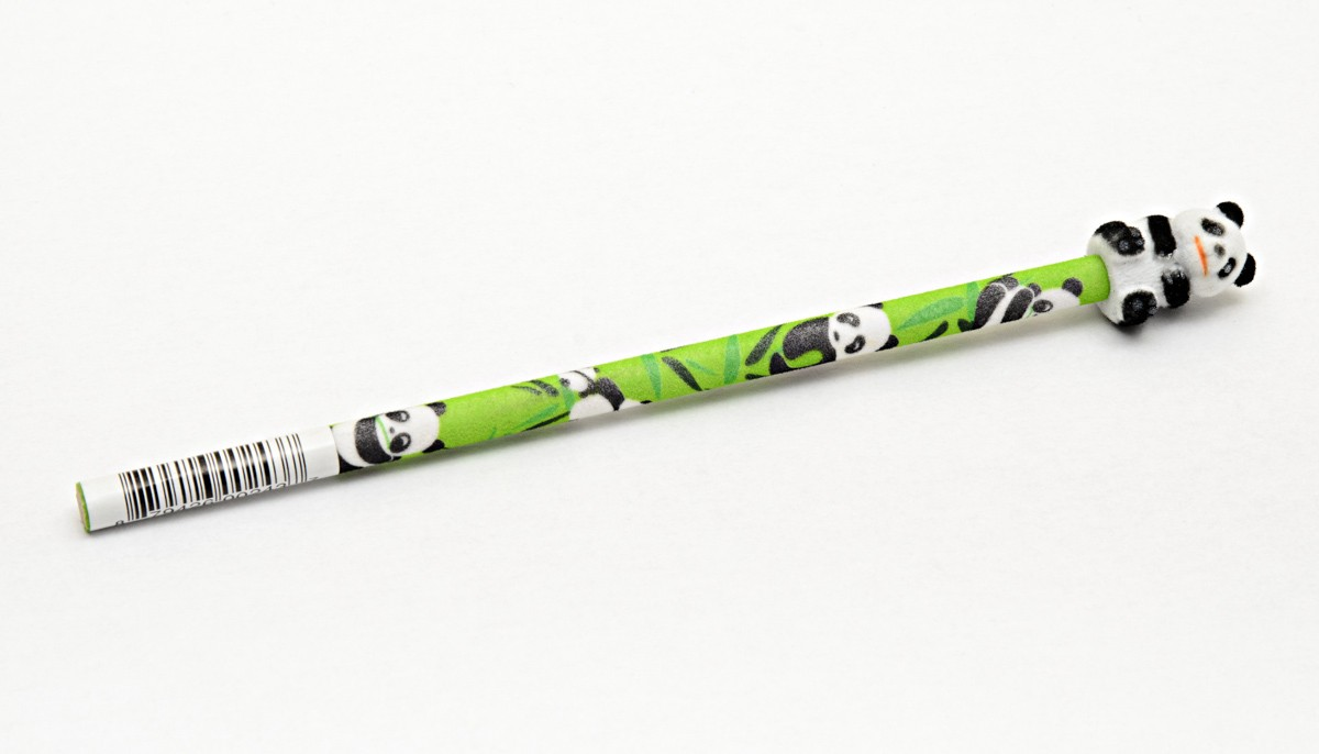 Panda pencil - 2 Kool for skool