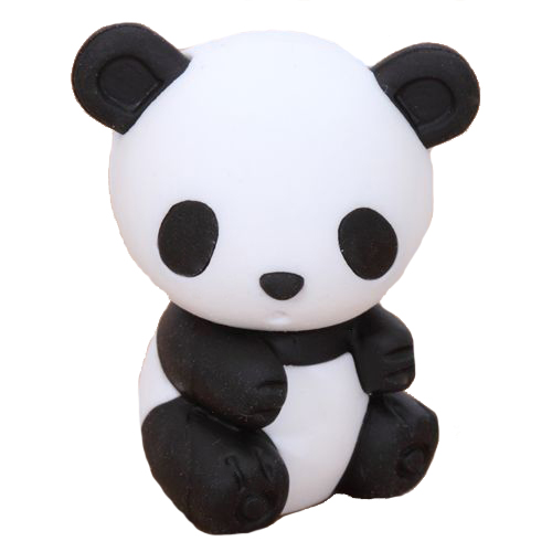 Panda eraser - Toy Madness