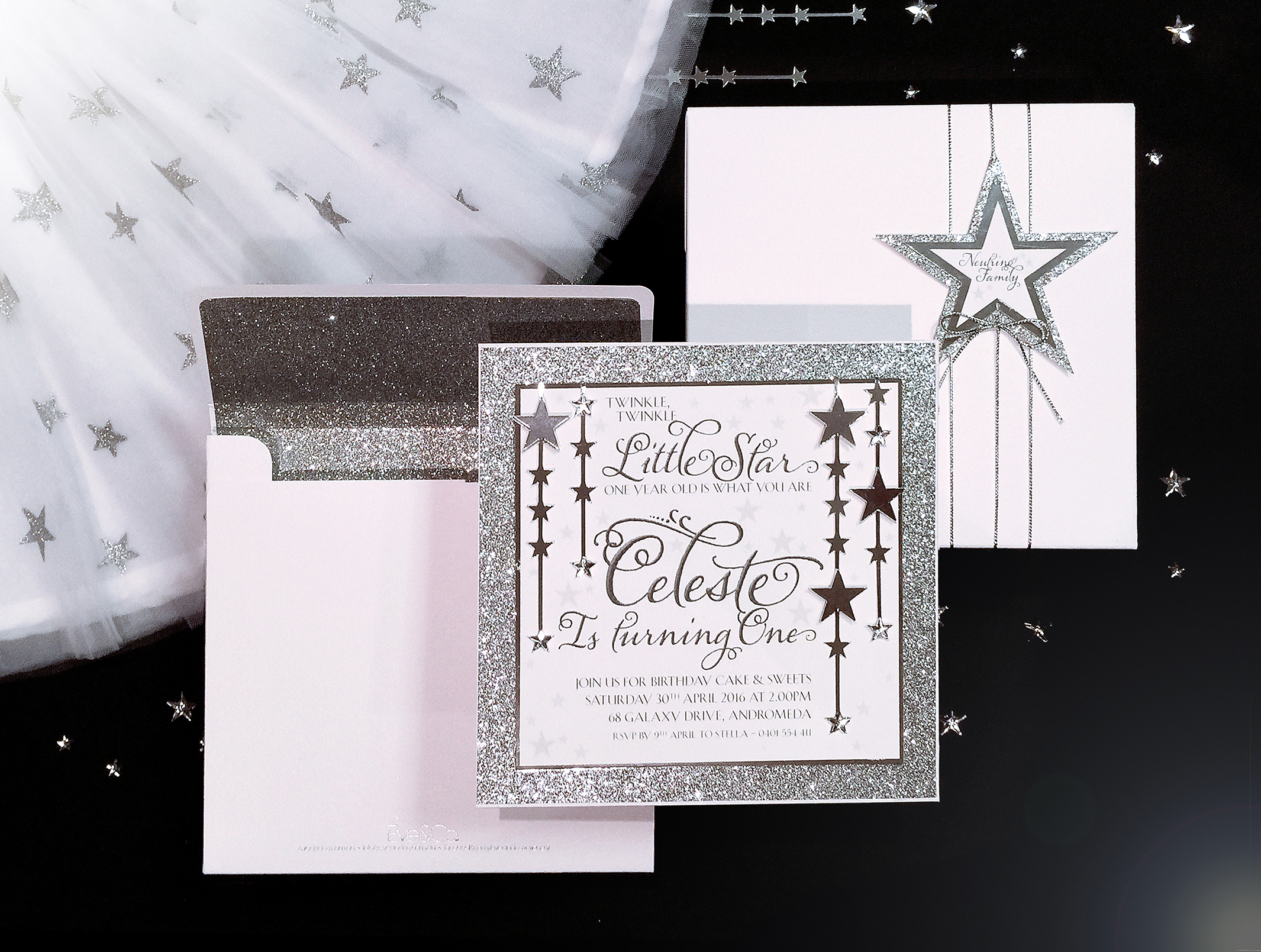 Twinkle Twinkle Little Star Party Supplies Lifes Little Celebration