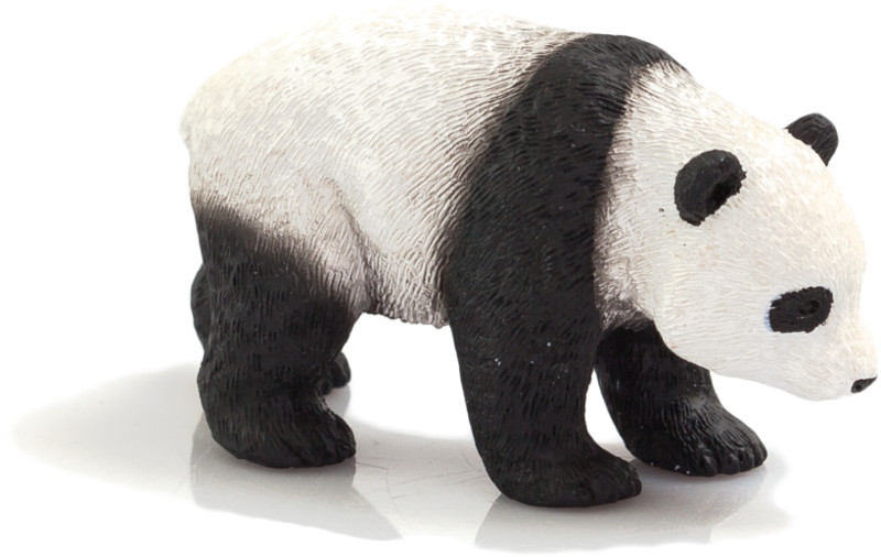 Panda baby figurine from Schleich - Mini Zoo