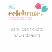 EARLY BIRD TICKETSNOW RELEASED