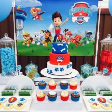 Paw Patrol birthday party - Sweet finesse event styling