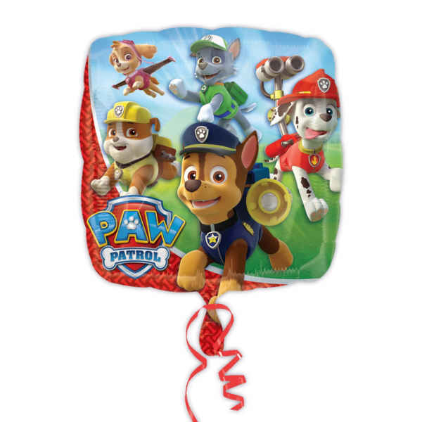 Paw patrol foil balloon - Fantasy Kids Parties