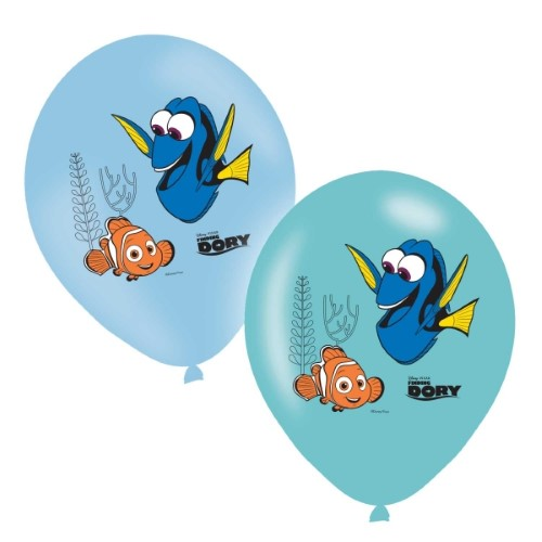 Finding Dory balloons - Character Parties