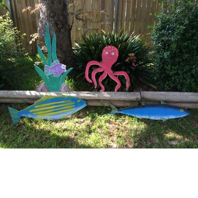 Under the sea props for hire - Tiny Tots Toy Hire Sydney