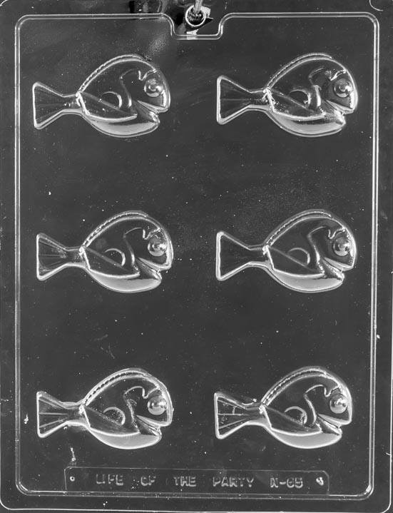Dory chocolate mould - Confectionately Yours