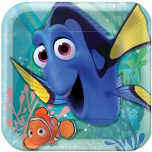 Finding Dory plates - Fantasy Kids Parties