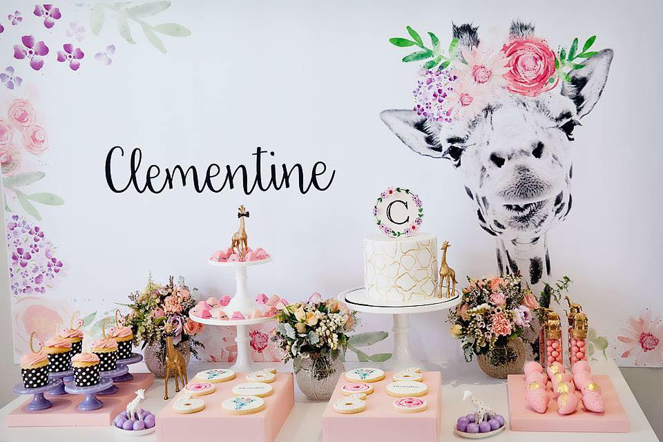 Styling by The Little Big company. Backdrop design by Jo Studio