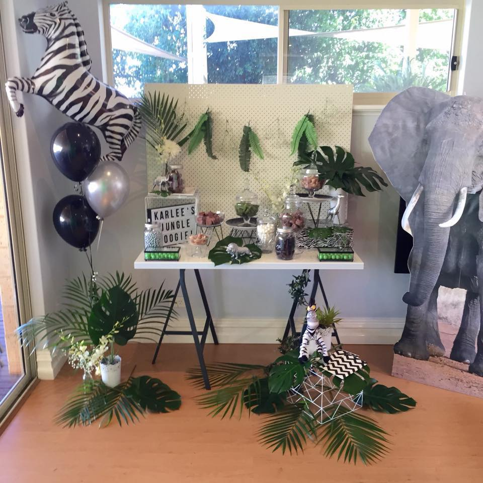 safari party theme