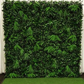 2m x 2m foliage wall for hire - Sweet Heavenly Events (Sydney)