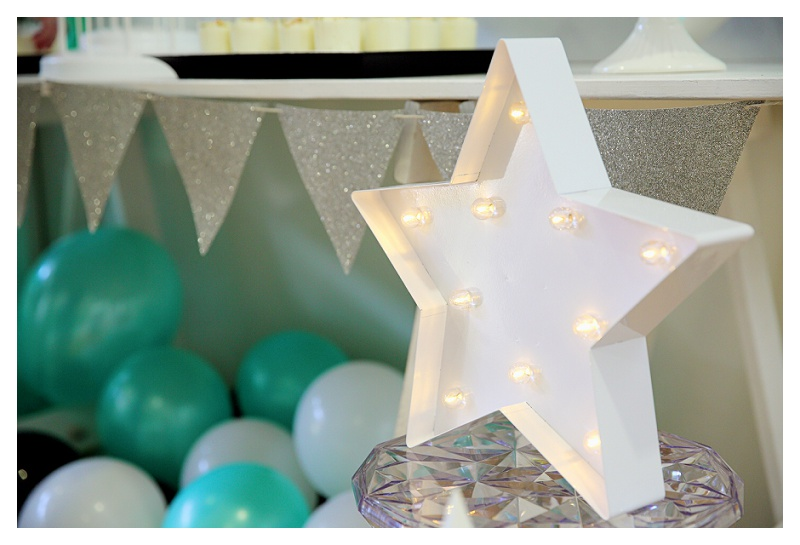 star themed party props