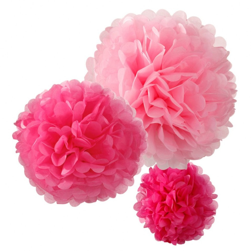 Pom pom set - The Little Event Company
