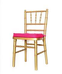 Kids gold tiffany chairs for hire - Tiny Tots Toy hire (Sydney)