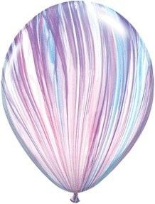 Lilac and pink swirl balloons - Favor Lane